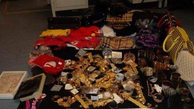 Ixelles : un homme en situation irrégulière vendait des contrefaçons à Matonge