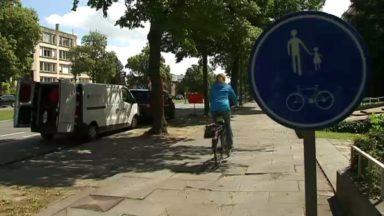 Des cyclistes mal informés sur les chantiers : Bruxelles Mobilité promet de nouvelles analyses