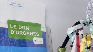 Plus de 1.200 patients attendent de recevoir un organe en Belgique