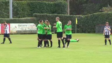 D3 amateurs : Ganshoren s'impose d'entrée face à Tamines (1-0)
