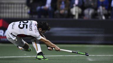 Hockey sur gazon : la Belgique, déjà qualifiée pour les demi-finales, perd son premier match de l'Euro face à l'Espagne (2-0)