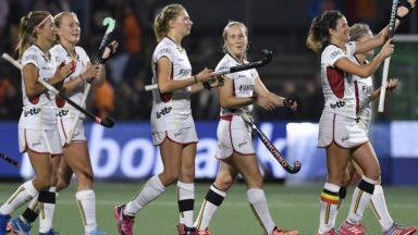 Hockey sur gazon : les Red Panthers battent l'Espagne (2-1) et accèdent aux demi-finales de l'Euro