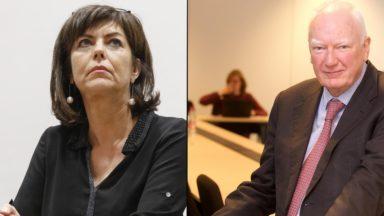 Politique : Joëlle Milquet et Philippe Maystadt appellent à «une sortie collective de crise»
