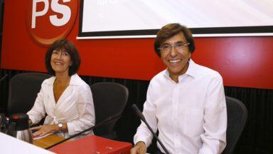 Elio Di Rupo restera président du PS jusqu'en 2019