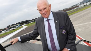 L'ex-manager du RSC Anderlecht et du RWDM Michel Verschueren va mieux