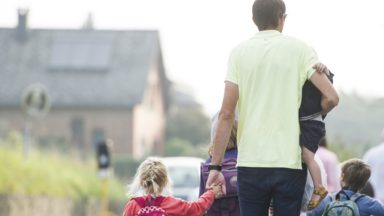 En Belgique, quatorze fois plus de pères ont pris un congé parental par rapport à 2002