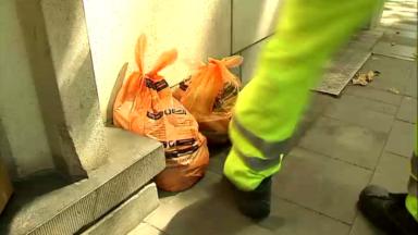 Bruxelles-Propreté se félicite du succès des sacs oranges