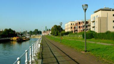 Un nouveau parcours de la «Promenade Verte» à Anderlecht