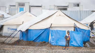 Bruxelles : près de 200 personnes dénoncent les refus aux demandes d'asile des migrants irakiens