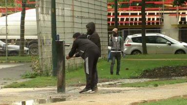 300 plaintes déposées au comité P contre les agissements policiers au Parc Maximilien