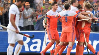Hockey : la Belgique s'incline 4-2 face aux Pays-Bas en finale de l'Euro