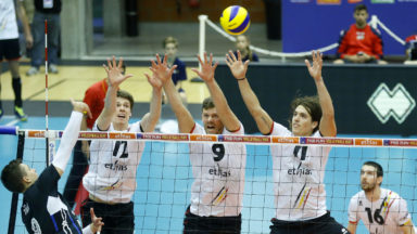 Volley : les Red Dragons visent au moins les quarts de finale