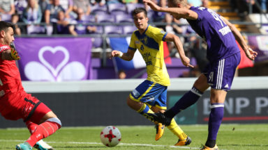 Anderlecht s'incline 2-3 face à Saint-Trond