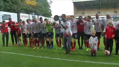 Coupe de Belgique : le RWDM jouera le 5e tour contre La Louvière, le Sporting Bruxelles éliminé