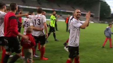 Coupe de Belgique de football : le RWDM se qualifie pour le 4e tour après son succès contre Londerzeel