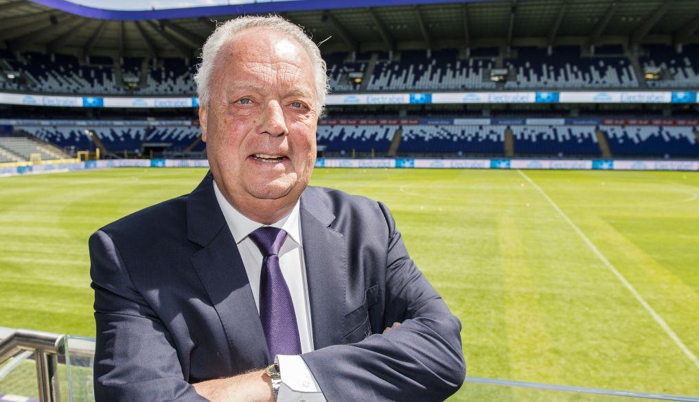 Anderlecht : Roger Vanden Stock et Jeannine Burny désignés citoyens d'honneur