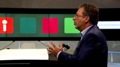 Rudi Vervoort : «Je doute qu'il y ait autant de chantiers communaux en 2018, année d'élections…»