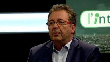 Rudi Vervoort (PS) est l'invité de L'Interview ce mercredi