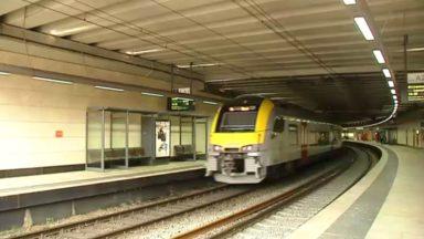 SNCB : aucun train ne circulera entre Bruxelles-Nord et Bruxelles-Luxembourg jusqu'au 15 août