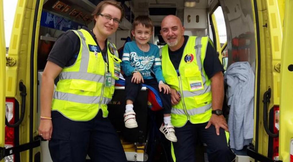 Sacha - Ambulanciers