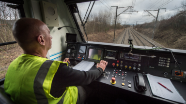 Importants travaux sur la ligne de chemin de fer Bruxelles-Namur, jusque fin août