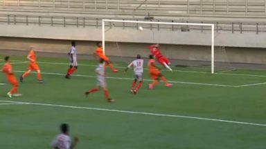 Coupe de Belgique de football : le Sporting Bruxelles humilie le White Star à Schaerbeek (0-8)