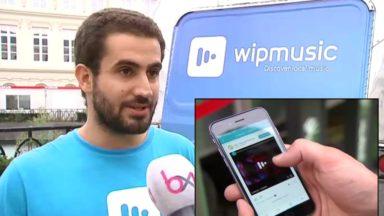 Wipmusic, l'application bruxelloise pour découvrir des musiciens talentueux près de chez vous