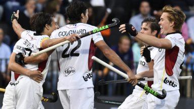 Hockey sur gazon : les Red Lions battent les Pays-Bas (5-0) et filent en demi-finale de l'Euro