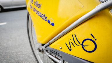 Les Villo! électriques arriveront à Bruxelles en 2019