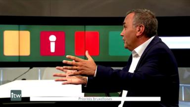Benoît Cerexhe (cdH) : «Je ne vais pas côtoyer la N-VA qui ne reconnait pas la Région bruxelloise»