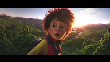 Cinéma: le personnage 3D Big Foot Junior est Bruxellois