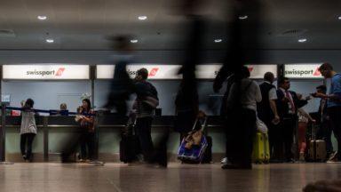 Swissport: près de 200 vols ont subi un retard, 15.000 valises stockées à Brussels Airport