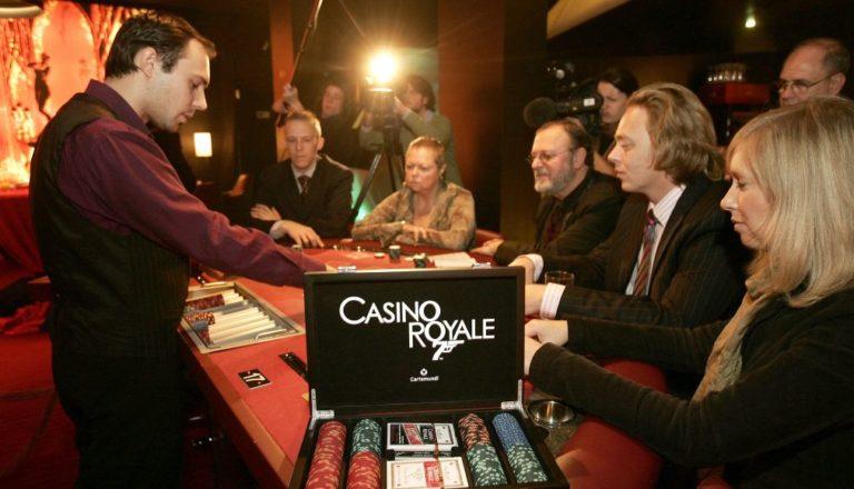 Grand casino brussels adres