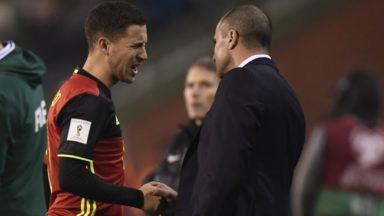 Les Diables rouges avec Eden Hazard mais sans Nainggolan, contre Gibraltar et la Grèce