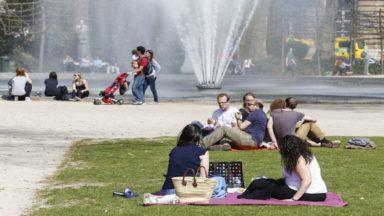 Le parc de Bruxelles promis à une rénovation profonde