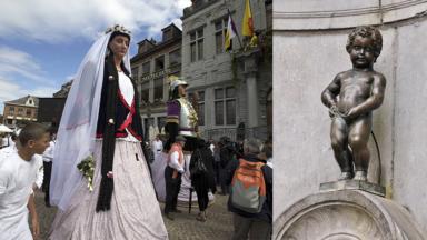 """Manneken-Pis se glissera dans le costume de la """"Ducasse d'Ath"""" le dimanche 20 août"""