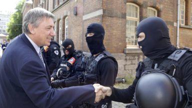 La police manque de personnel pour son service de protection rapprochée des personnalités politiques