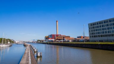 """Le Port de Bruxelles reçoit le label """"d'entreprise neutre en CO2"""""""