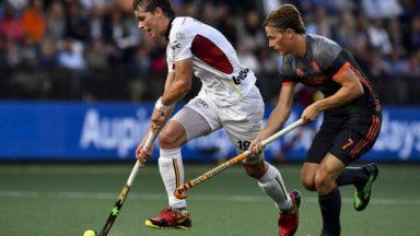 «Le hockeyeurs belges ont été impitoyables» juge Max Caldas, le coach des Pays-Bas