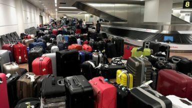 Brussels Airport: plusieurs voyageurs attendent toujours leur valise