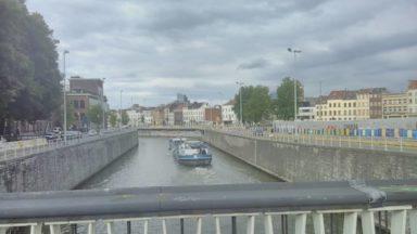 Deux nouvelles passerelles pour relier Molenbeek et Bruxelles-Ville par le canal