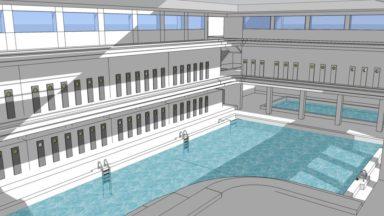 Schaerbeek : à 60 ans, la piscine du Neptunium se prépare à subir une cure de jouvence