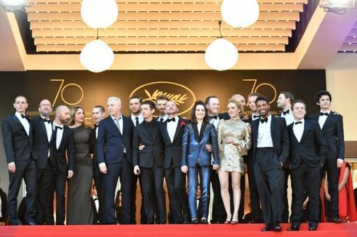 120 battements par minute entre dans la course à l'Oscar