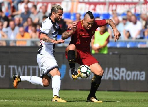 L'AS Rome et El Shaarawy submergent l'Udinese