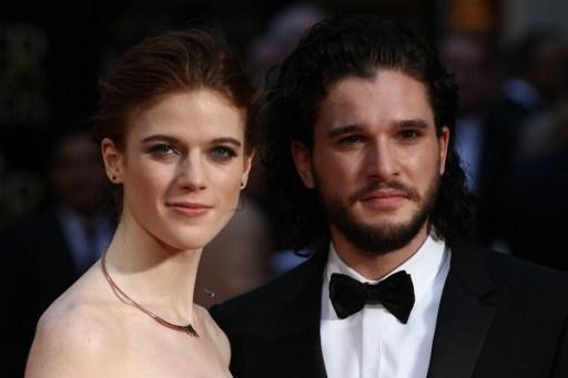 Jon Snow et Ygritte, en couple dans la vie aussi