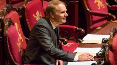Destexhe pose sa candidature pour tirer la liste MR aux régionales à Bruxelles