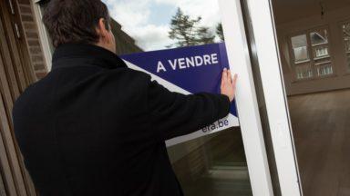 Immobilier : hausse des transactions et des prix à Bruxelles durant le 3e trimestre