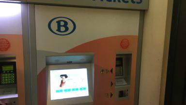La SNCB abandonne un système de billetterie et perd plus de 30 millions d'euros