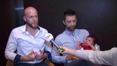 Une grande conférence sur la paternité des hommes homosexuels à nouveau à Bruxelles