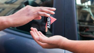 50.000 utilisateurs belges séduits par le système de voitures partagées Drivy